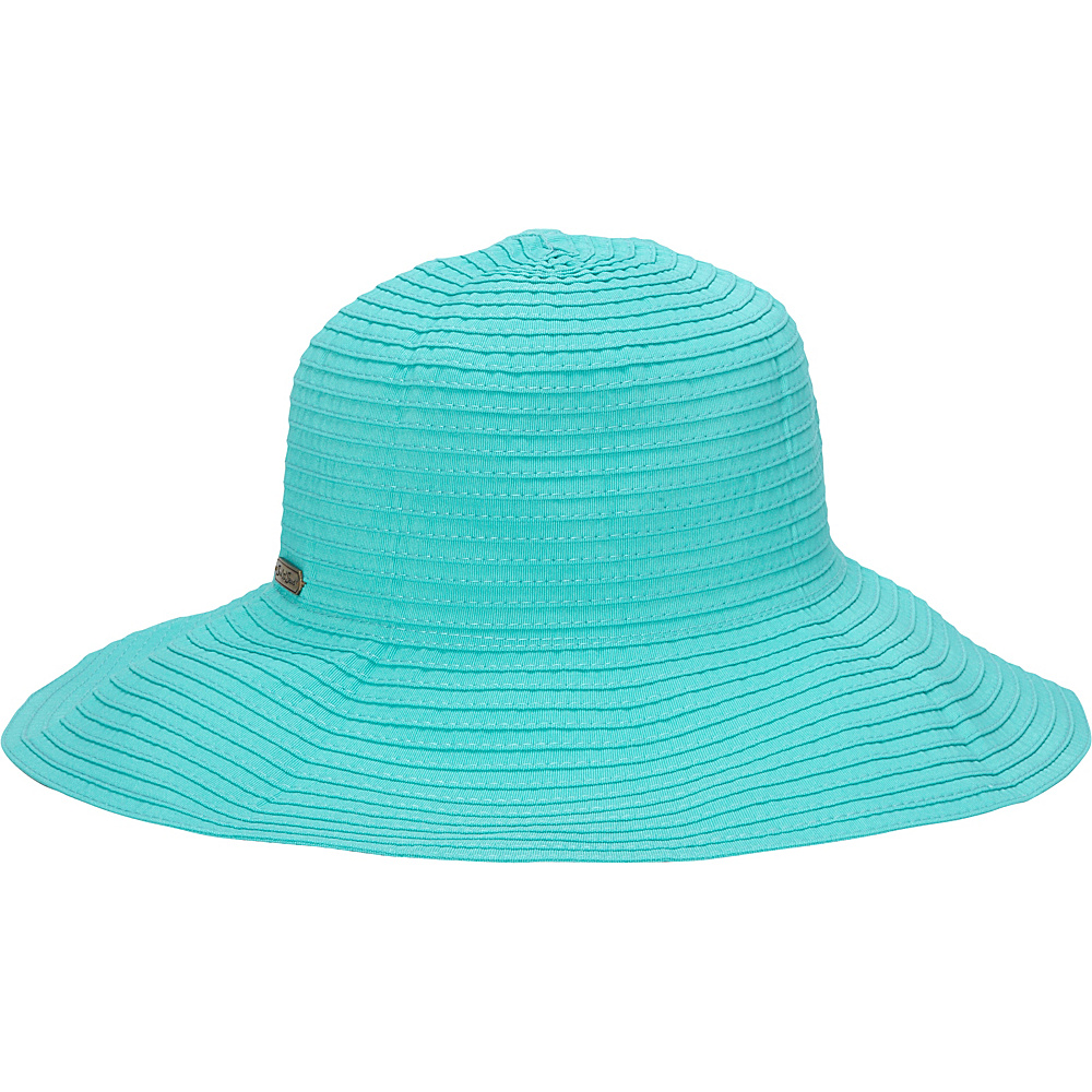 Sun N Sand Classic Snap & Go Hat One Size - Sea Green - Sun N Sand Hats - Fashion Accessories, Hats
