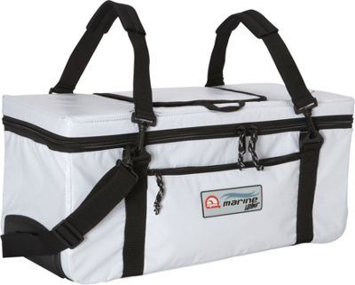 Igloo Marine Ultra 36 Can Console Cooler White - Igloo Outdoor Coolers