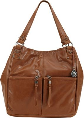 The Sak Ashbury Tote Tobacco - The Sak Leather Handbags