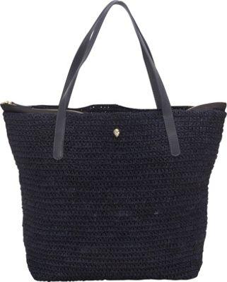 Helen Kaminski Davolia Medium Tote Ocean/Nightshade - Helen Kaminski Designer Handbags