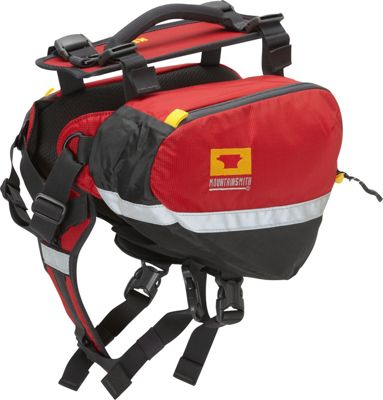 Mountainsmith K-9 Pack, Small Dog Pack Heritage Red - Mountainsmith Pet Bags