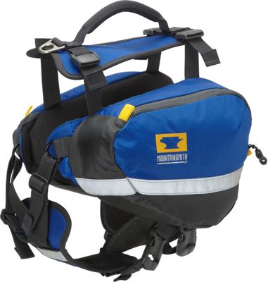 Mountainsmith K-9 Pack, Small Dog Pack Azure Blue - Mountainsmith Pet Bags