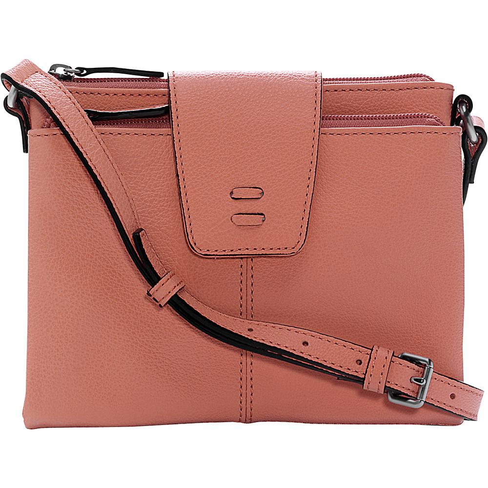 ... UPC 734941324856 product image for Ellington Handbags Alex Crossbody  Wallet Coral - Ellington Handbags Leather Hand ... ec68c42b0ed07