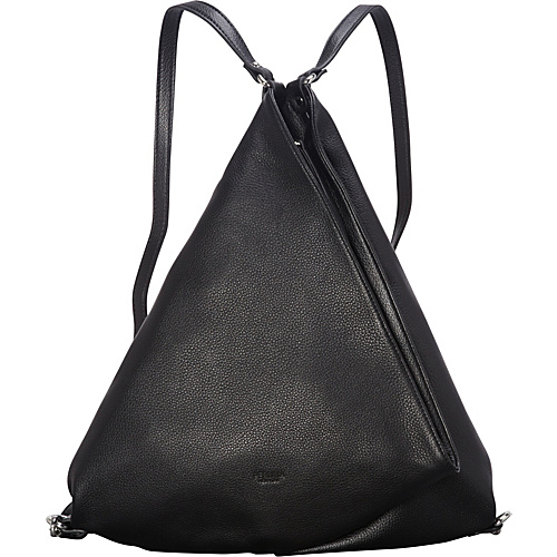 Upc 709752072500 Product Image For Perlina Lilou Backpack Black Leather Handbags Upcitemdb