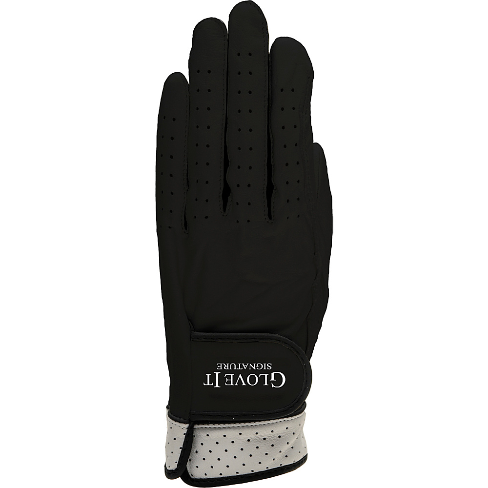 Glove It Women's Signature SoHo Golf Glove Black Medium Left Hand - Glove It Sports Accessories