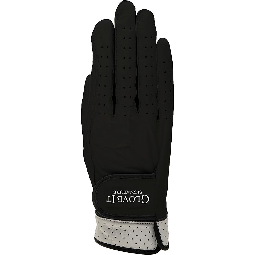 Glove It Women's Signature SoHo Golf Glove Black Medium Right Hand - Glove It Gloves