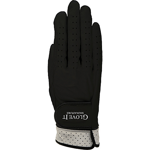 Glove It Women's Signature SoHo Golf Glove Black Medium Right Hand - Glove It Gloves