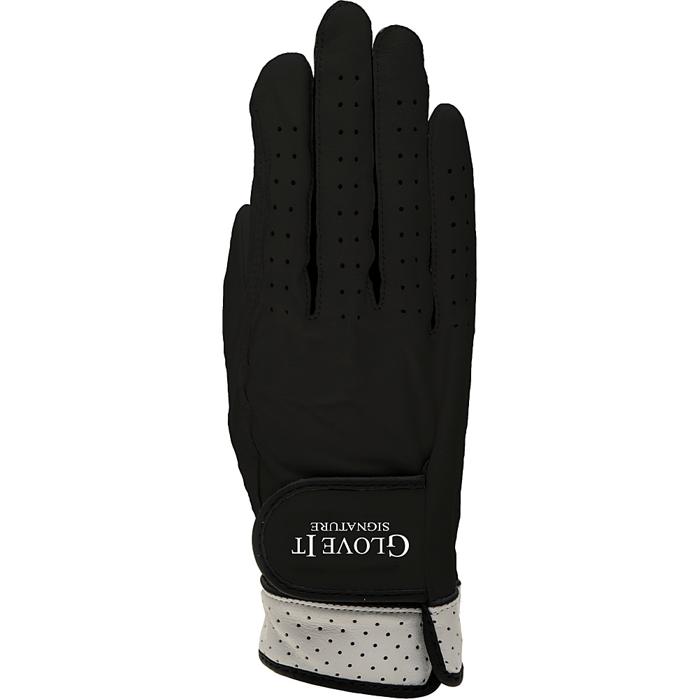 Glove It Women's Signature SoHo Golf Glove Black Small Right Hand - Glove It Sports Accessories