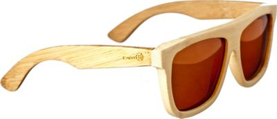 Earth Wood Imperial Sunglasses Khaki/Tan - Earth Wood Sunglasses
