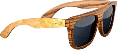Earth Wood Imperial Sunglasses Khaki/Brown - Earth Wood Sunglasses