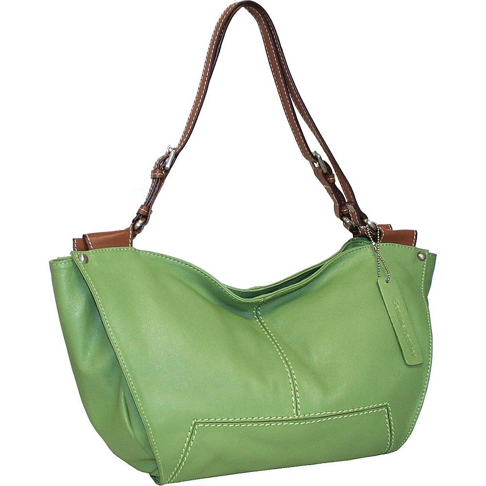 57e0afed24  101.99 More Details · Nino Bossi Isle of Capri Shoulder Bag Leaf - Nino  Bossi Leather Handbags