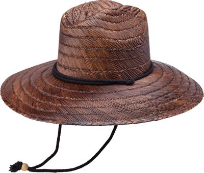 Peter Grimm Costa Lifeguard Hat One Size - Dark Brown - Peter Grimm Hats/Gloves/Scarves