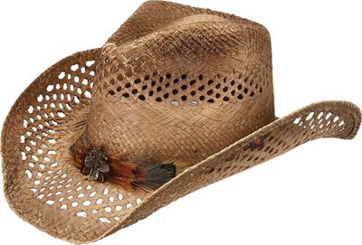 Peter Grimm Shawnee Drifter Hat Brown - Peter Grimm Hats/Gloves/Scarves