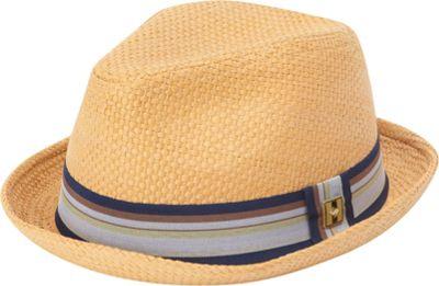 Peter Grimm Depp Fedora S/M - Rust - Small/Medium - Peter Grimm Hats/Gloves/Scarves