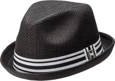 Peter Grimm Depp Fedora L/XL - Black - Peter Grimm Hats/Gloves/Scarves