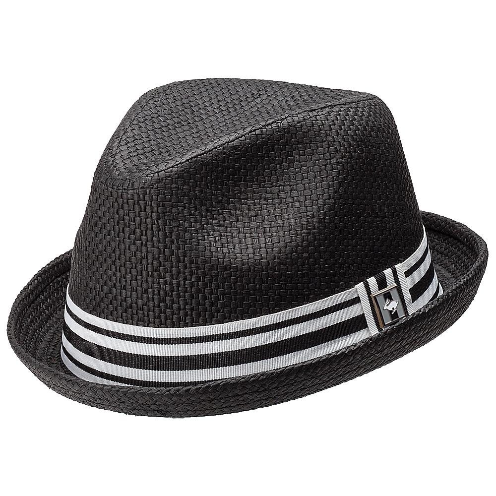 Peter Grimm Depp Fedora Black Large Xlarge Peter Grimm Hats Gloves Scarves