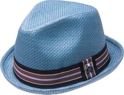 Peter Grimm Depp Fedora XL - Blue - Peter Grimm Hats/Gloves/Scarves