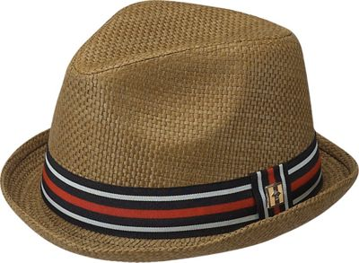 Peter Grimm Depp Fedora S/M - Brown - Peter Grimm Hats/Gloves/Scarves
