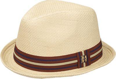 Peter Grimm Depp Fedora L/XL - Natural - Peter Grimm Hats/Gloves/Scarves