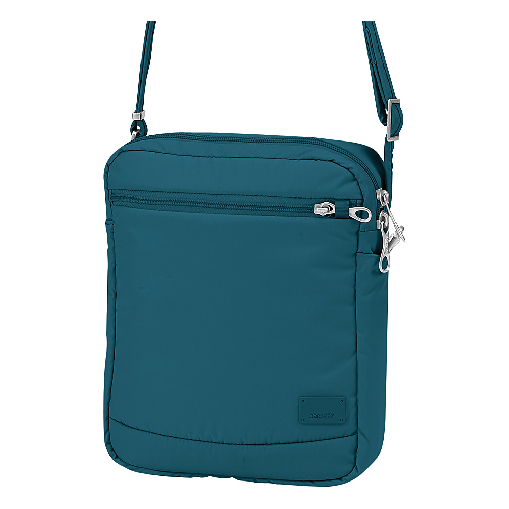 Pacsafe Citysafe CS150 Teal Pacsafe Fabric Handbags