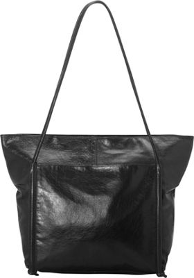 Latico Leathers Rumi Tote Black - Latico Leathers Leather Handbags