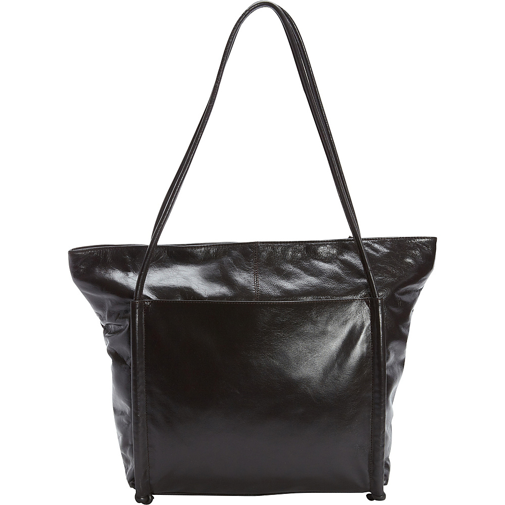 Latico Leathers Rumi Tote Espresso - Latico Leathers Leather Handbags - Handbags, Leather Handbags