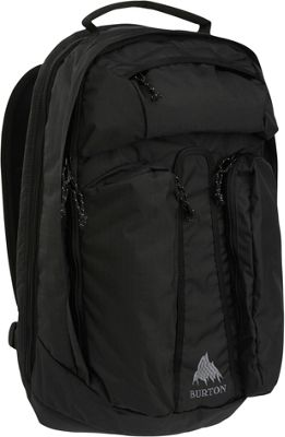 Burton Curbshark Pack True Black Heather Twill - Burton Business & Laptop Backpacks