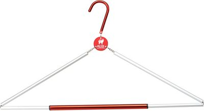 Grand Trunk Hang 'N Go Travel Hanger Silver/Red - Grand Trunk Travel Health & Beauty