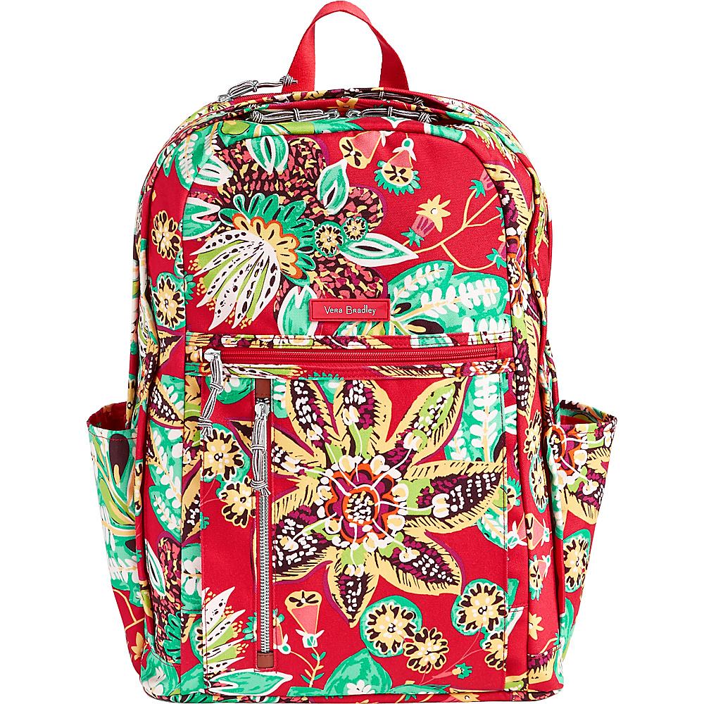 Vera Bradley Lighten Up Grande Backpack Rumba - Vera Bradley Everyday Backpacks - Backpacks, Everyday Backpacks