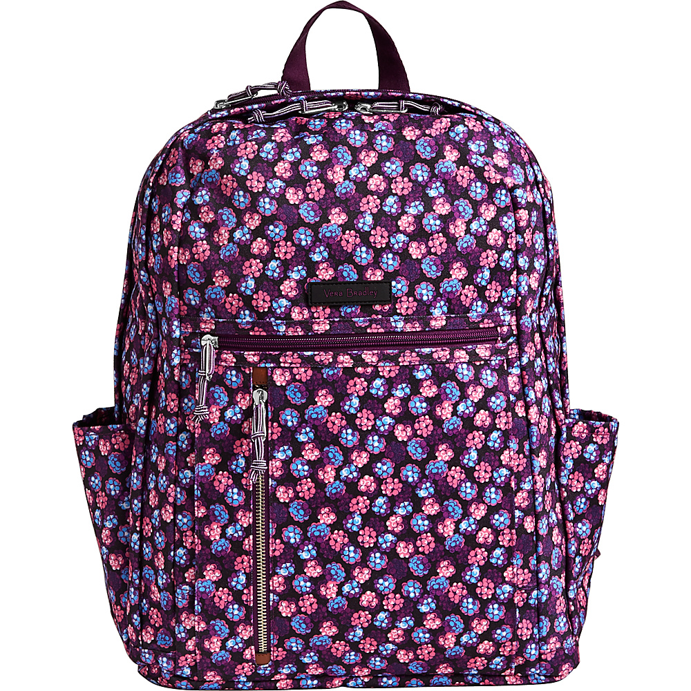 Vera Bradley Lighten Up Grande Backpack Berry Burst - Vera Bradley Everyday Backpacks - Backpacks, Everyday Backpacks