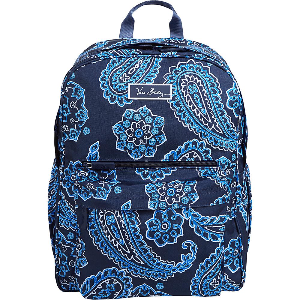 95ae4a445350 UPC 886003314210 product image for Vera Bradley Lighten Up Grande Backpack  Blue Bandana - Vera Bradley ...
