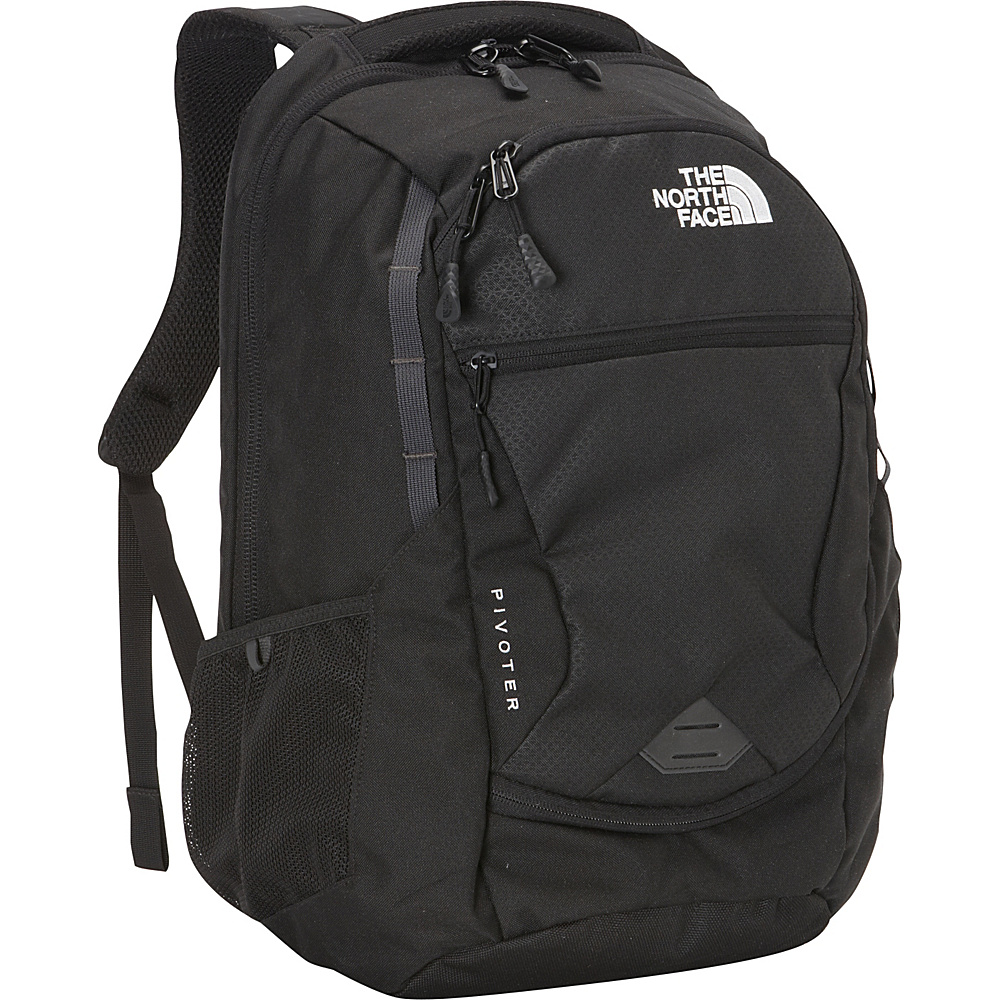The North Face Women s Pivoter Laptop Backpack TNF Black The North Face Business Laptop Backpacks