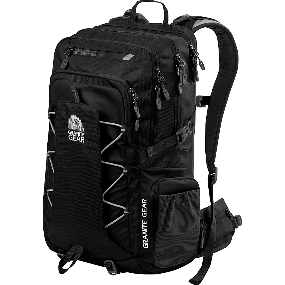Granite Gear Sonju Backpack Black Chromium Granite Gear Everyday Backpacks
