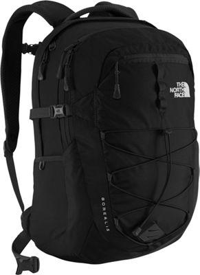 The North Face Borealis Laptop Backpack - 15 inch TNF Black - The North Face Business & Laptop Backpacks