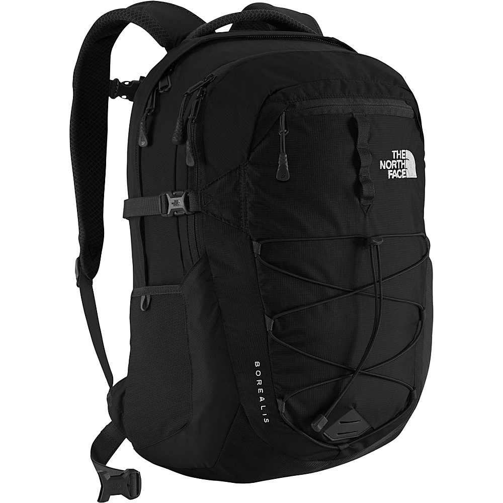 The North Face Borealis Laptop Backpack TNF Black The North Face Business Laptop Backpacks