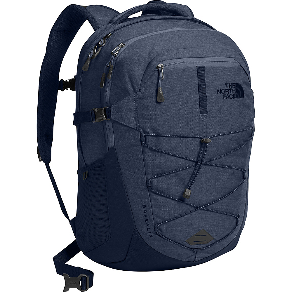 The North Face Borealis Laptop Backpack - 15 Urban Navy/Light Heather - The North Face Business & Laptop Backpacks - Backpacks, Business & Laptop Backpacks
