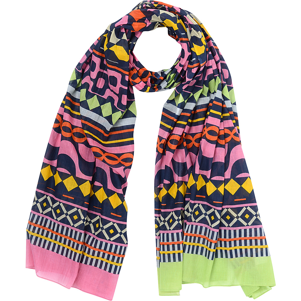 Oilily Rio Boulevard Pink Oilily Hats Gloves Scarves