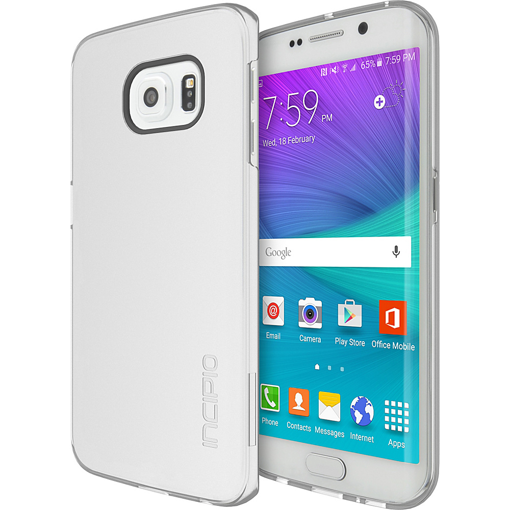 Incipio Feather for Samsung Galaxy S6 Edge Clear - Incipio Electronic Cases - Technology, Electronic Cases