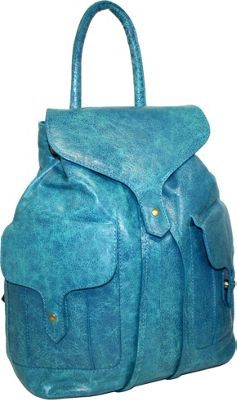 Nino Bossi Carry it All Back Pack for Him and Her Denim - Nino Bossi School & Day Hiking Backpacks