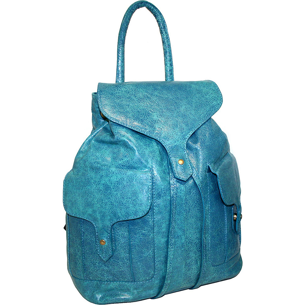 Nino Bossi Carry it All Back Pack for Him and Her Denim - Nino Bossi School & Day Hiking Backpacks - Backpacks, School & Day Hiking Backpacks