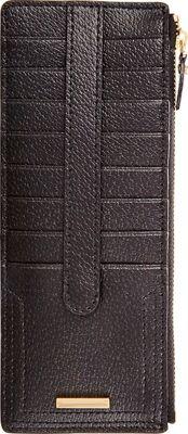 Lodis Stephanie RFID Credit Card Case Black - Lodis Women's Wallets