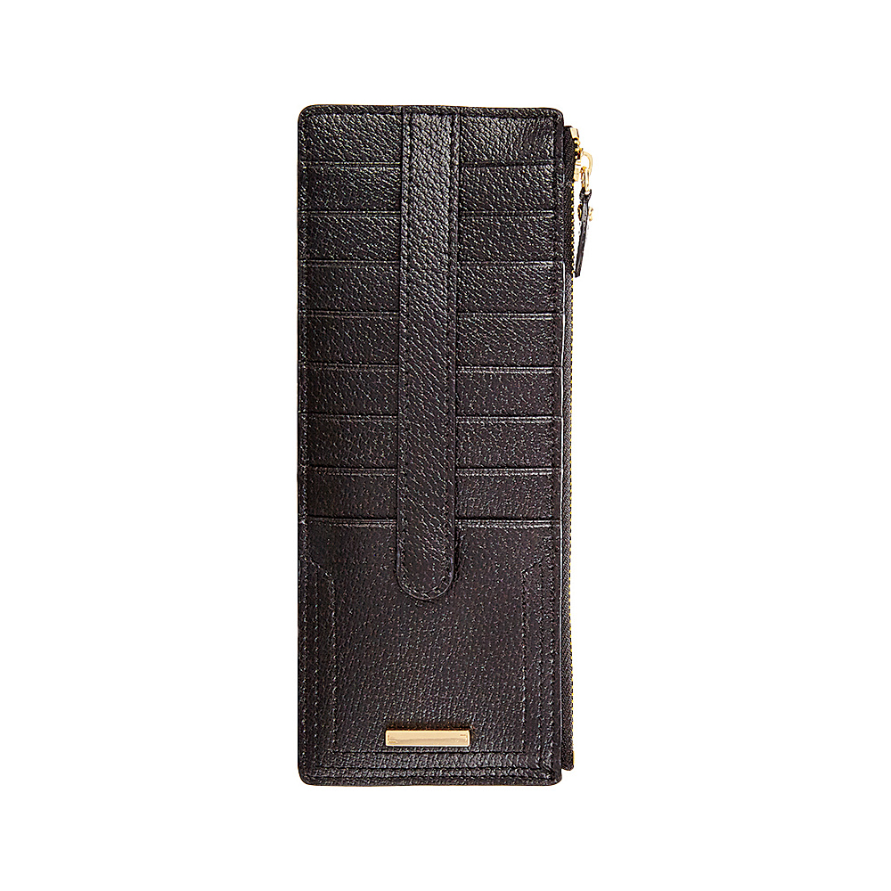 Lodis Stephanie RFID Credit Card Case Black Lodis Women s Wallets