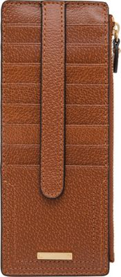Lodis Stephanie RFID Credit Card Case Chestnut - Lodis Ladies Key/Card/Coins Cases