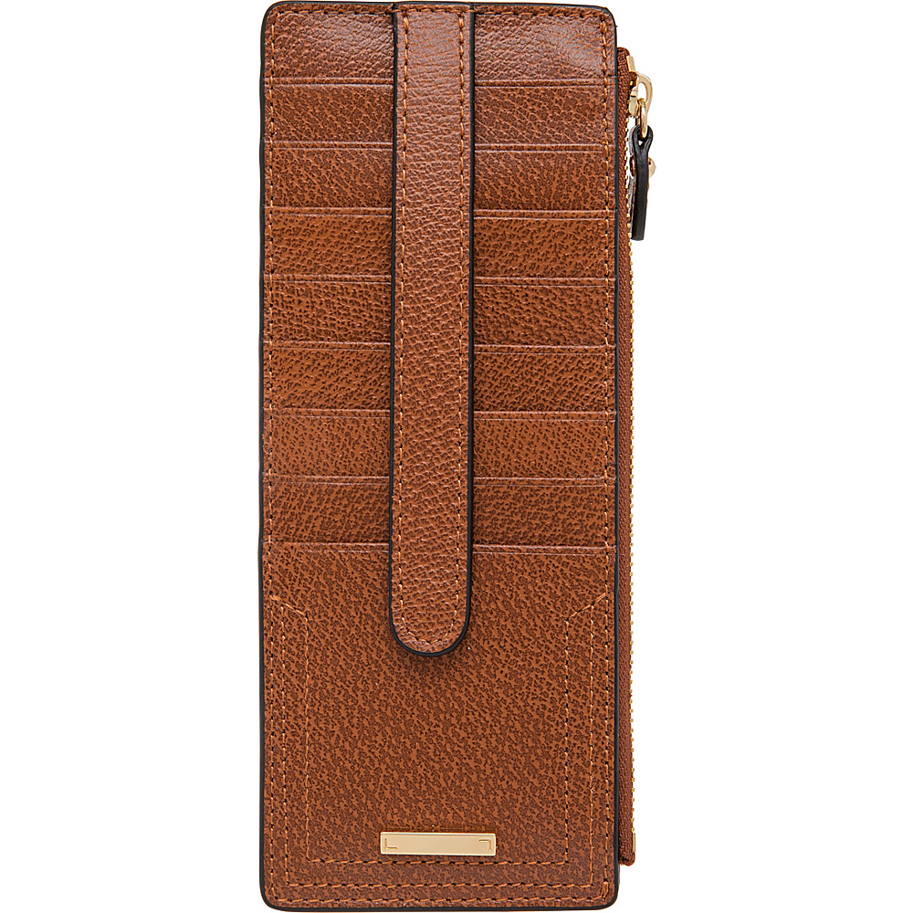Lodis Stephanie RFID Credit Card Case Chestnut - Lodis Womens Wallets - Women's SLG, Women's Wallets