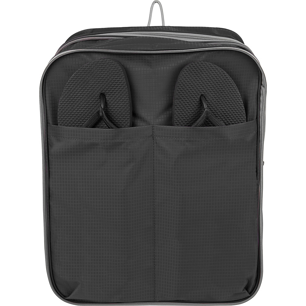Travelon Expandable Packing Cube Black Travelon Travel Organizers
