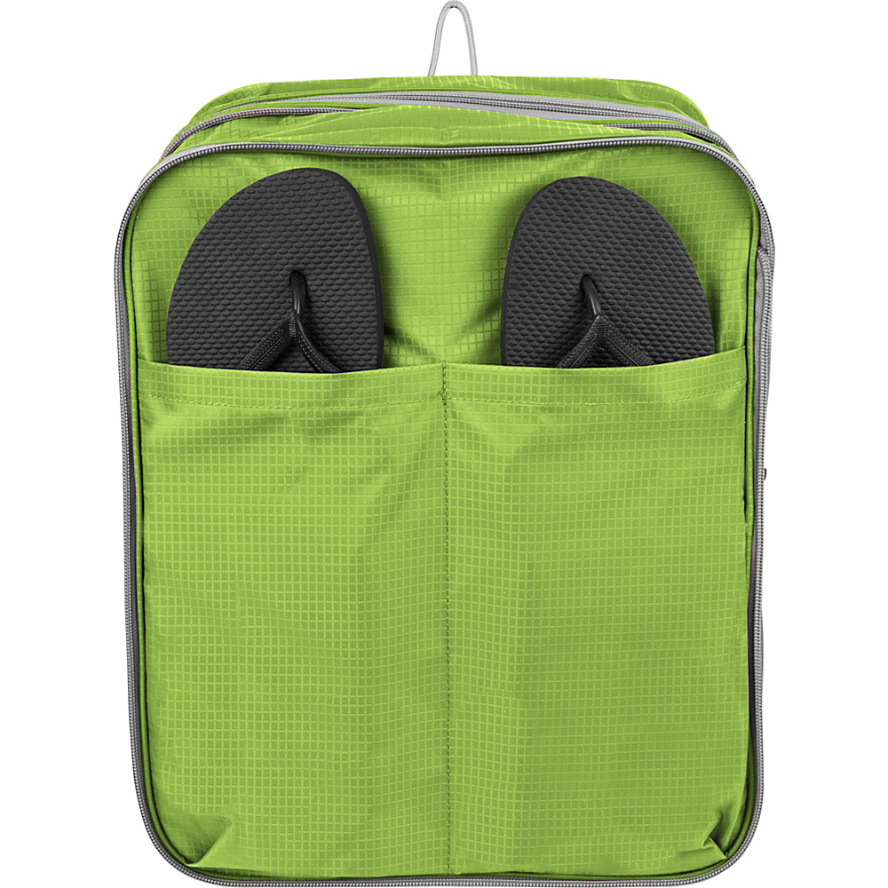 Travelon Expandable Packing Cube Lime Travelon Travel Organizers