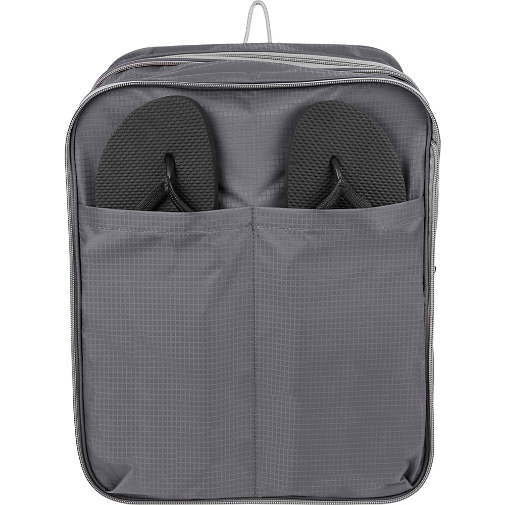 Travelon Expandable Packing Cube Gray - Travelon Travel Organizers - Travel Accessories, Travel Organizers