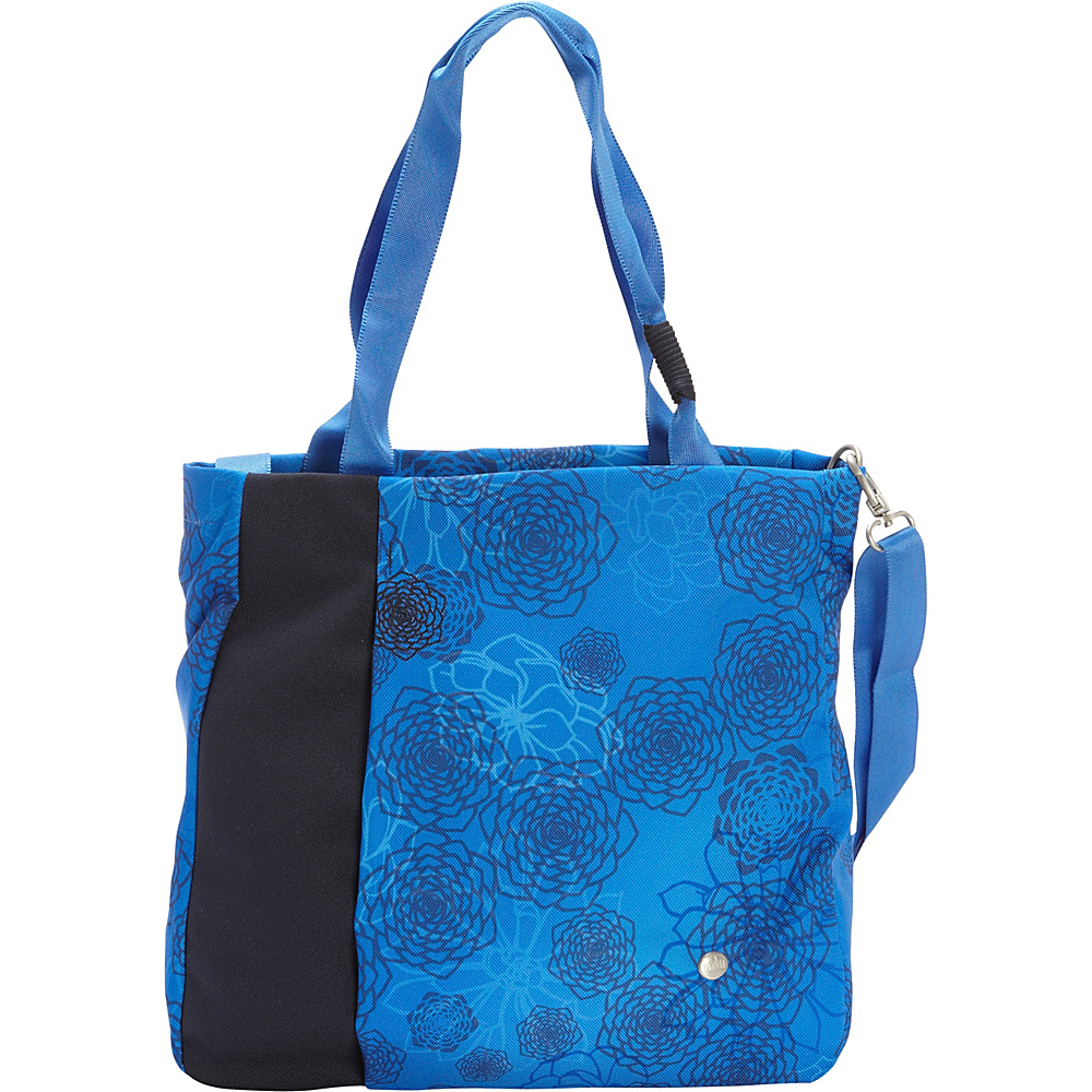 Haiku Journey Tote Tie Dye Midnight Haiku Fabric Handbags
