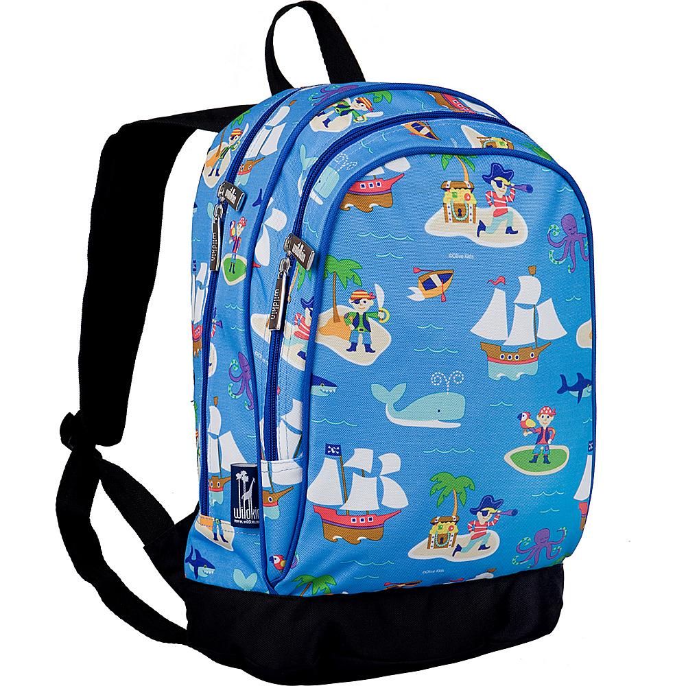Wildkin Olive Kids Pirates Sidekick Backpack Olive Kids Pirates Wildkin Everyday Backpacks