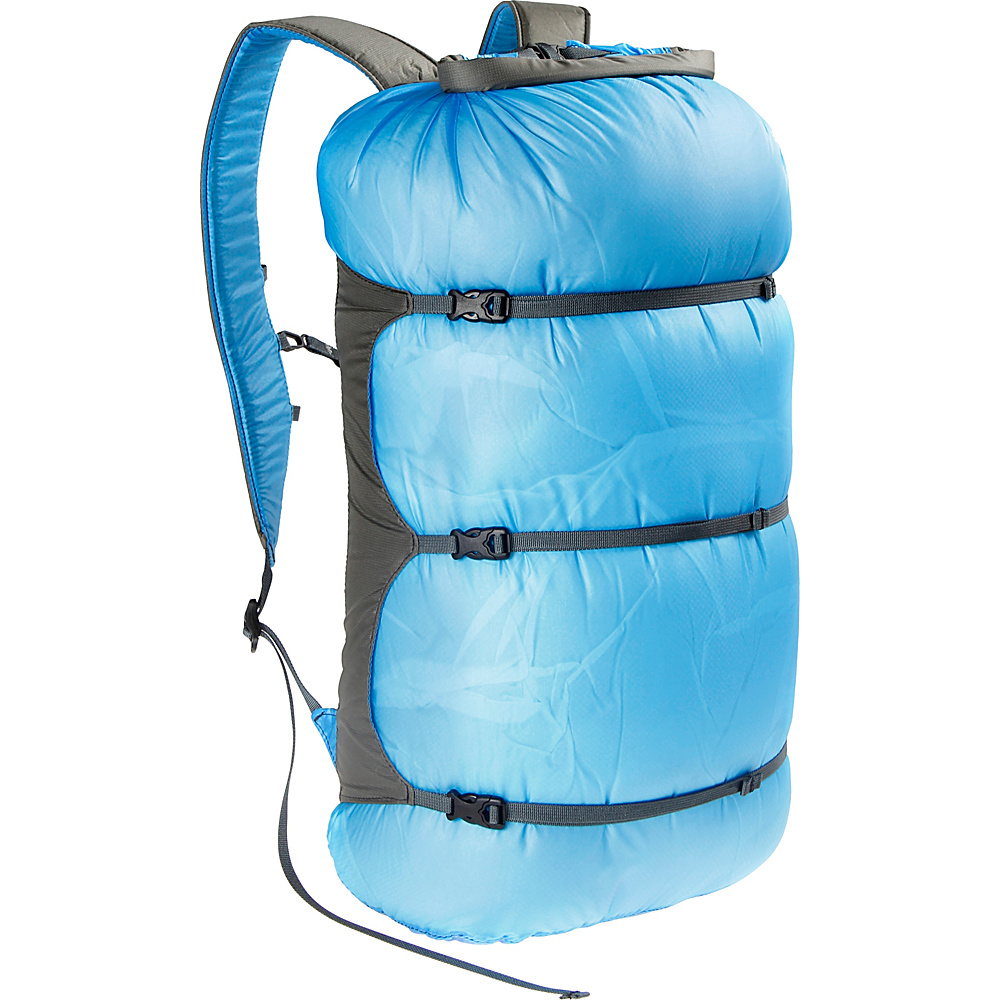 Granite Gear Slacker Packer Compression DrySack Blue Moon Granite Gear Day Hiking Backpacks